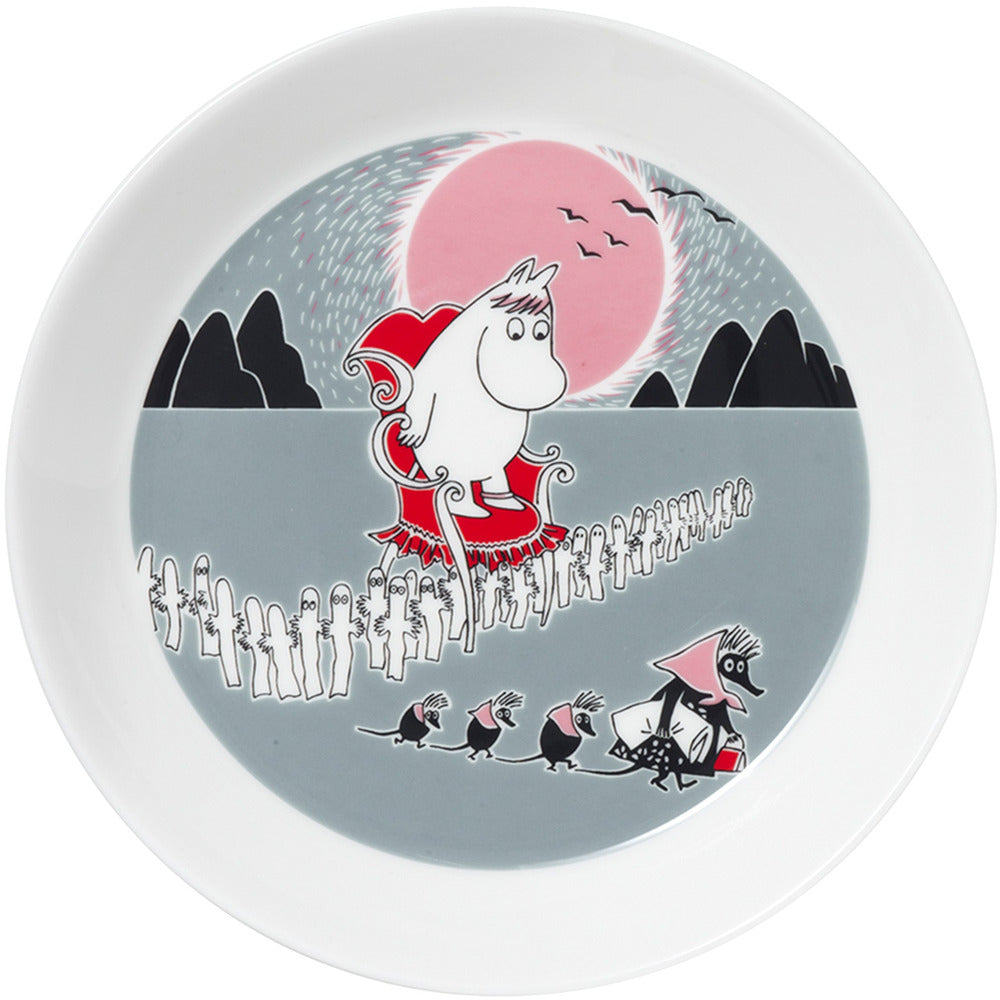 Moomin Plate Adventure Move - .