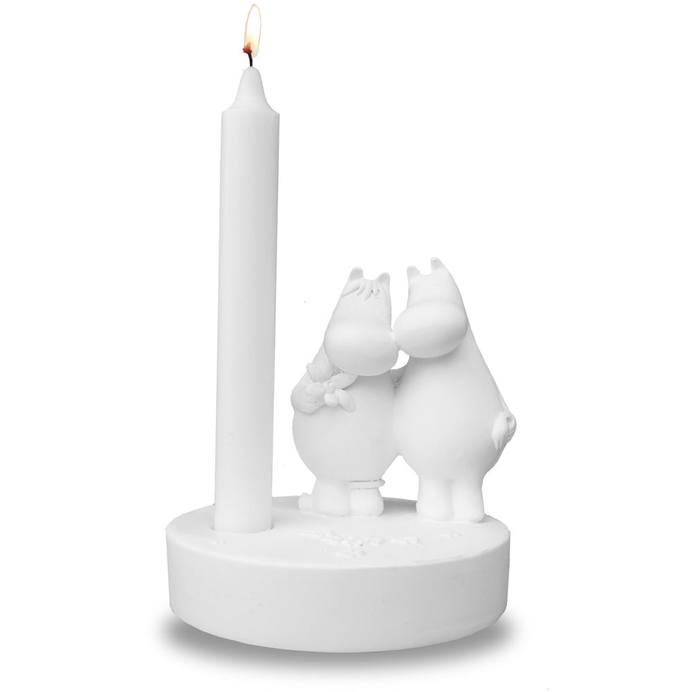 Moomin Candle Holder Happiness - .