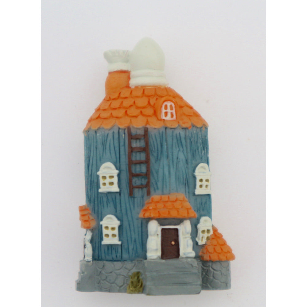 Moomin House Fridge Magnet - .