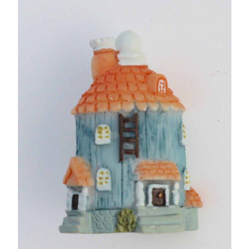 Moomin House Brooch - .
