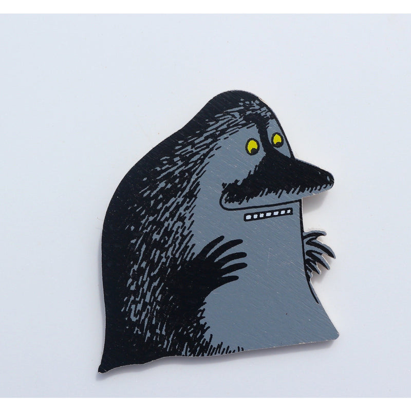 Wooden Magnet The Groke - .