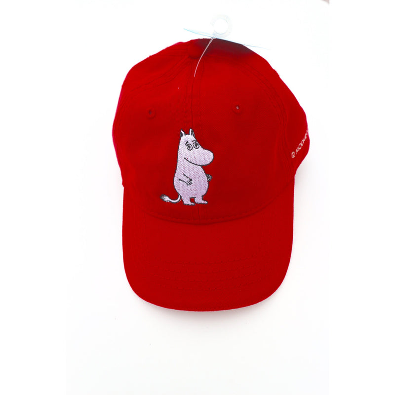Moomintroll Cap Red - .