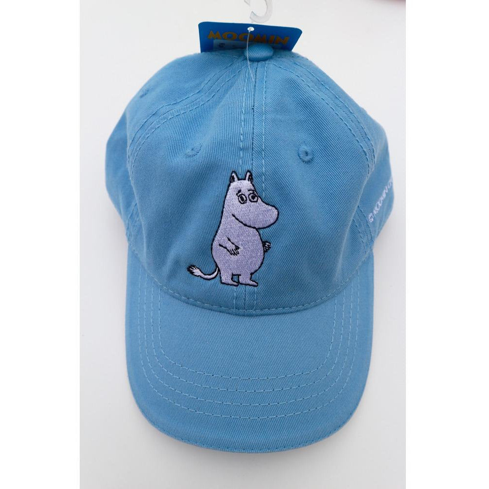 Moomintroll Cap Light Blue