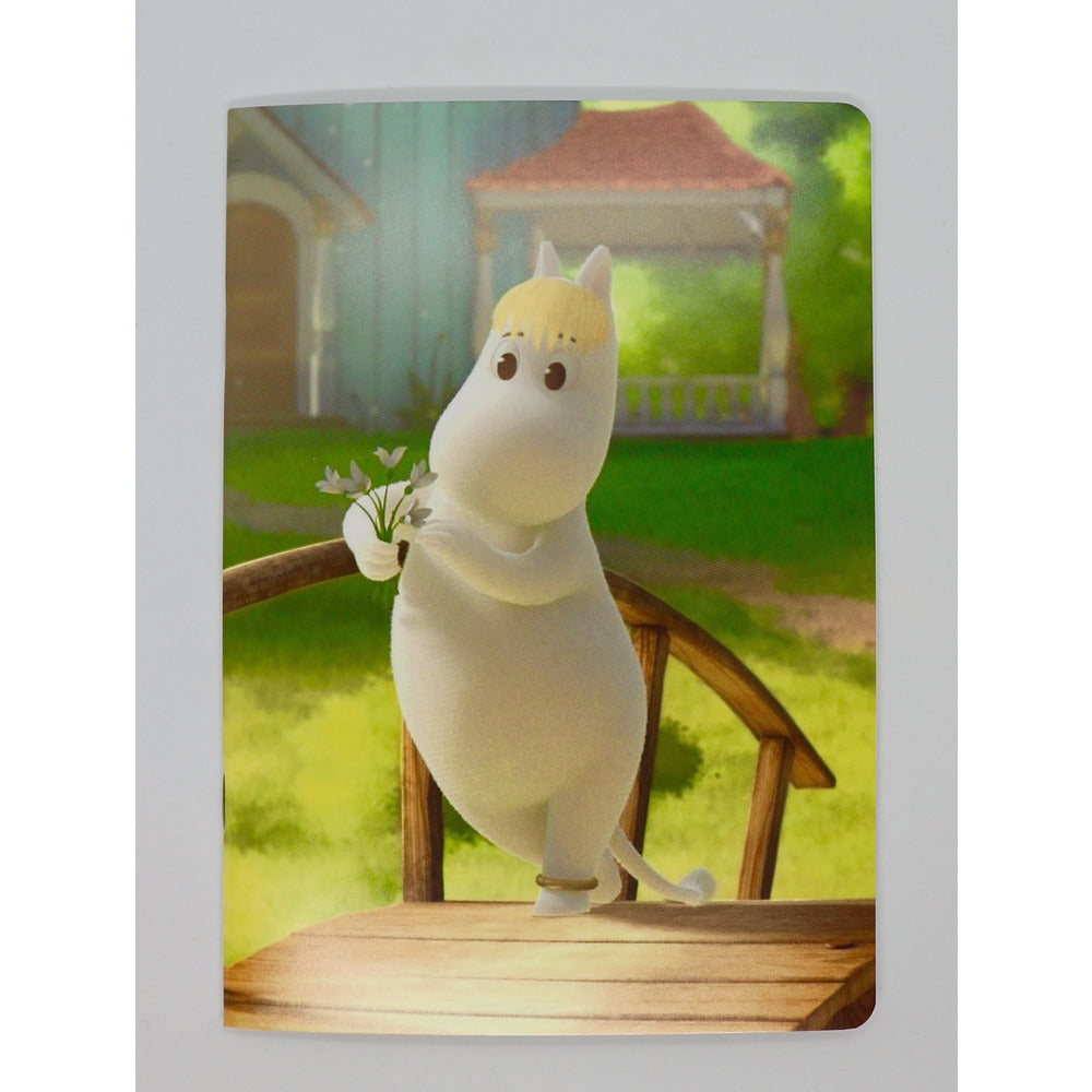 Journal A5 Moominvalley Snorkmaiden - .