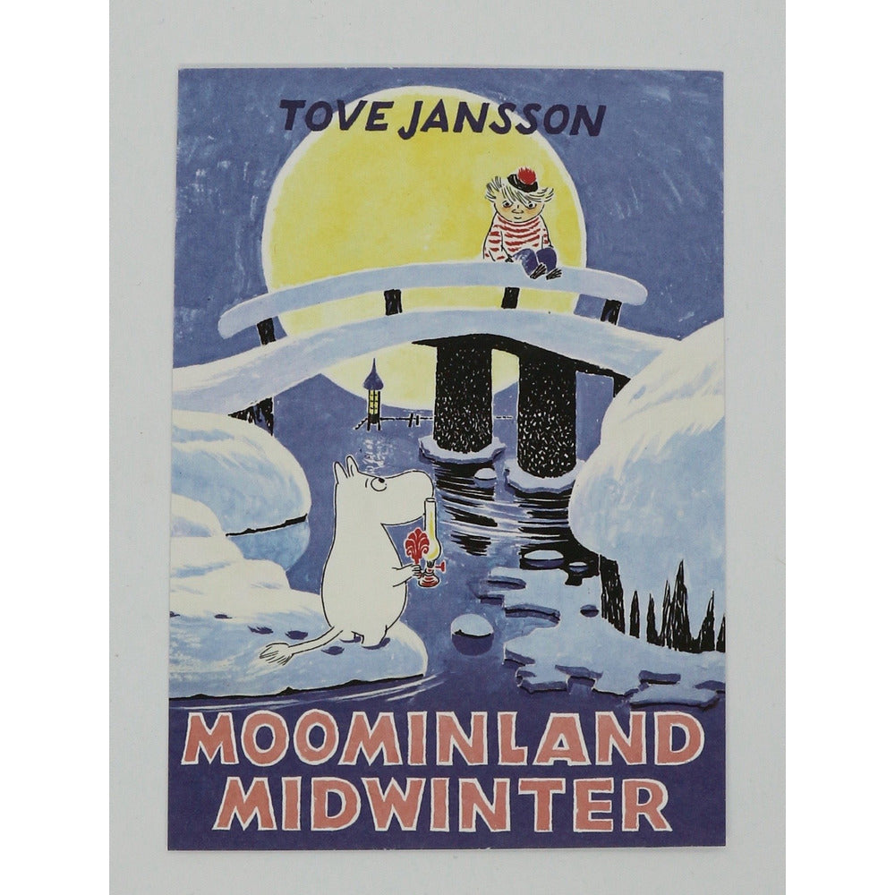Postcard  Moominland Midwinter - .