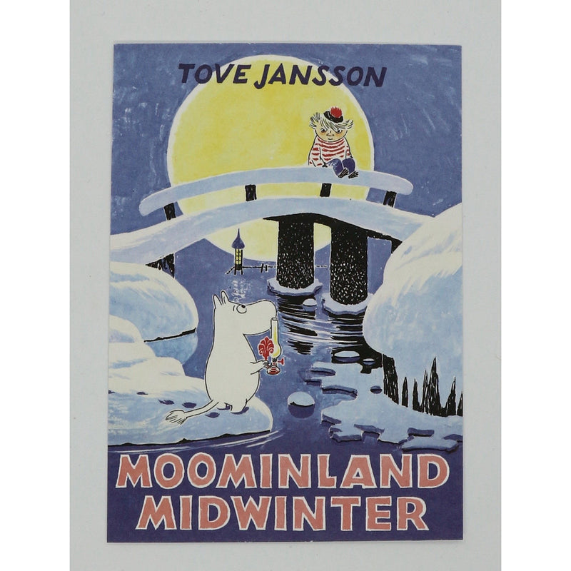 Postcard  Moominland Midwinter