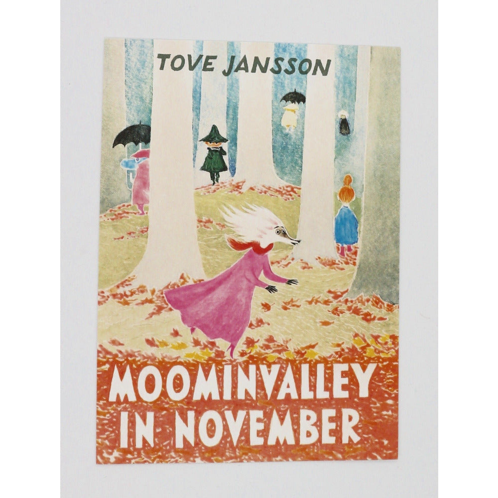 Postcard Moominvalley In November - .