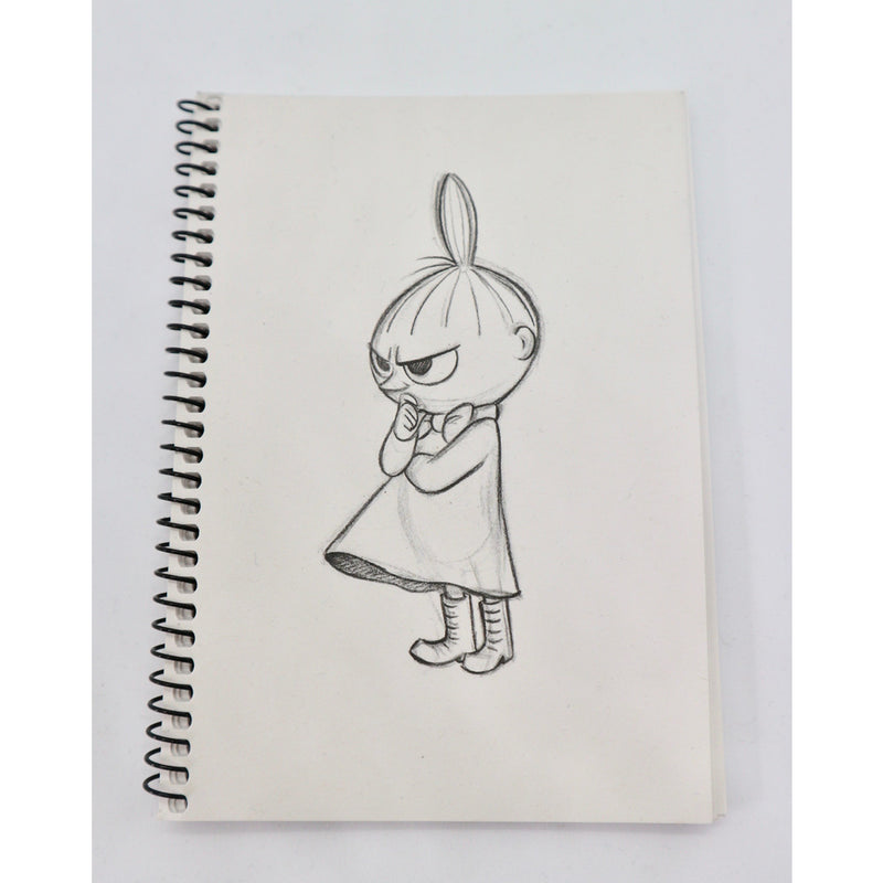 Moominvalley Notebook A6 Little My