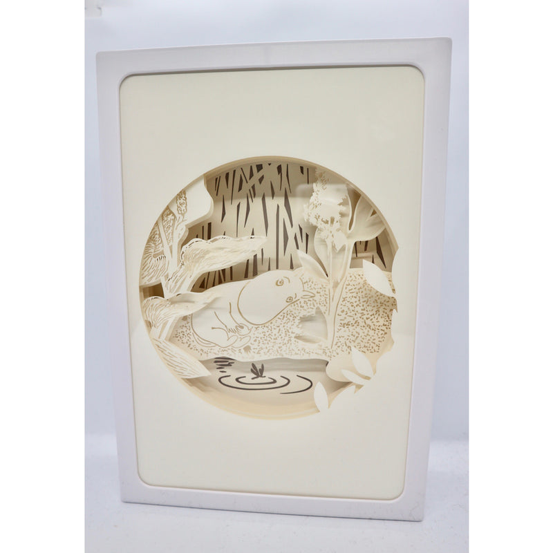 Moomin Shadow Box Midwinter - .