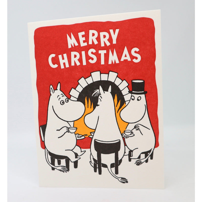 Greeting Card Merry Christmas - .