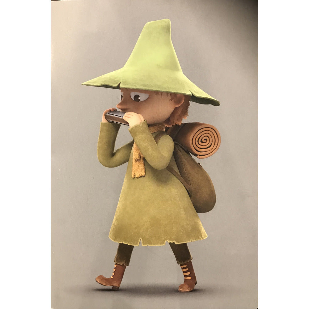 Journal A5 Moominvalley Snufkin - .