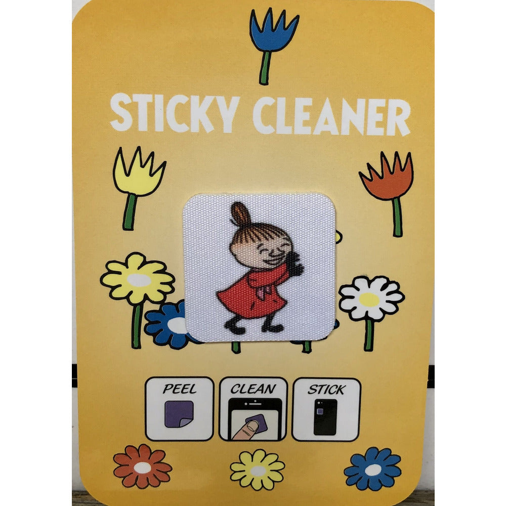 Little My Sticky Cleaner Sticker - .