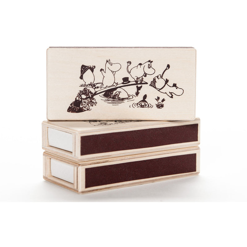 Wooden Match Box Diving - .
