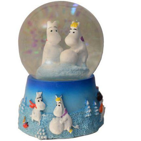 Moomin Snow Globe Snowball small - .
