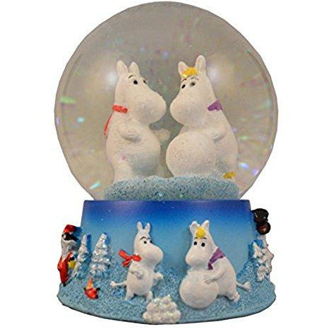 Moomin Snow Globe Snowball large - .