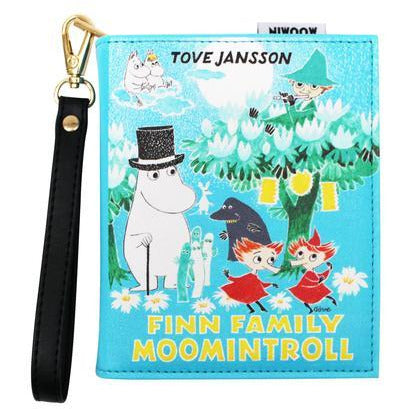Finn Family Moomintroll Book Bag - .