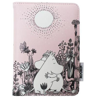 Moomin Passport Holder Love - .