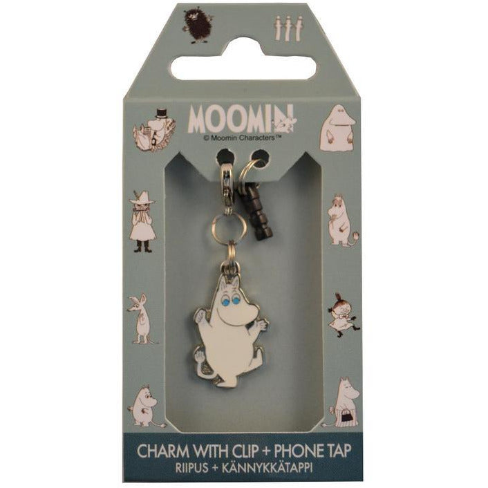 Moomin Metal Phone - .