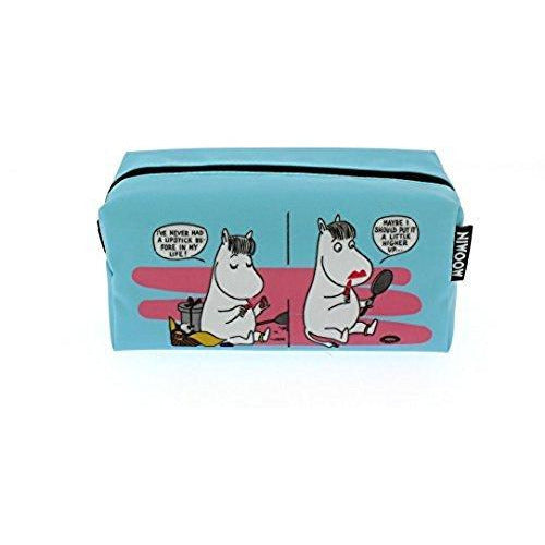 Make Up Bag Turquoise - .