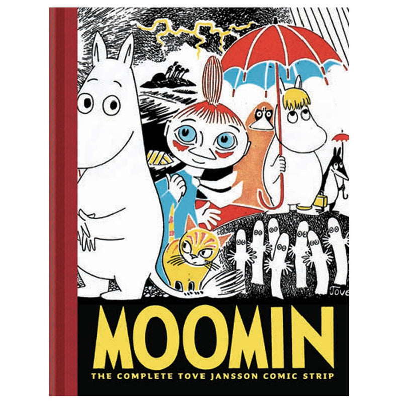 Moomin: The Complete Tove Jansson Comic Strip, Vol. 1 - .