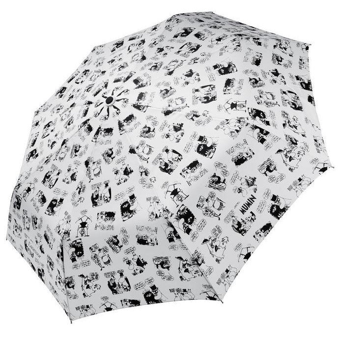 Moomin On Vacation White Umbrella - .