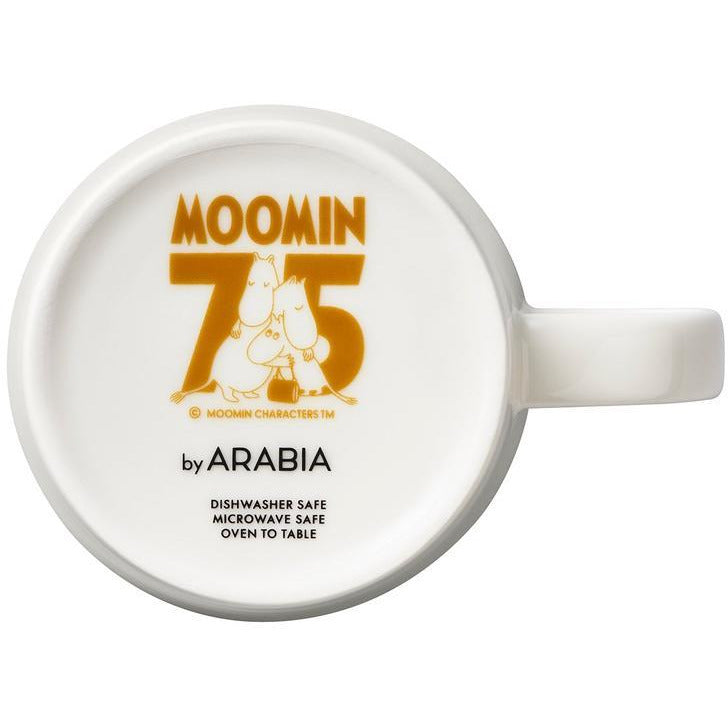 Moomin Mug 75th Anniversary Too-Ticky Violet
