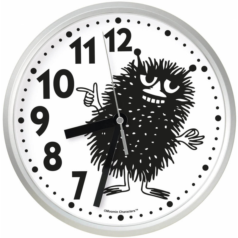 Wall Clock Stinky