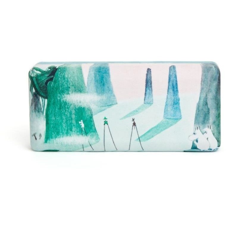 Moomin spectacle case /& cloth COMET