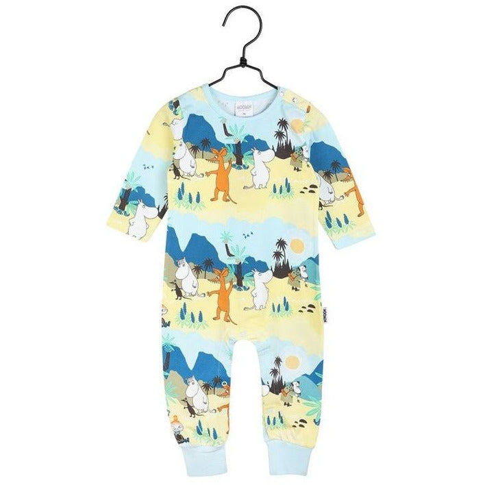 Kids' Pyjamas Tropical Green 74