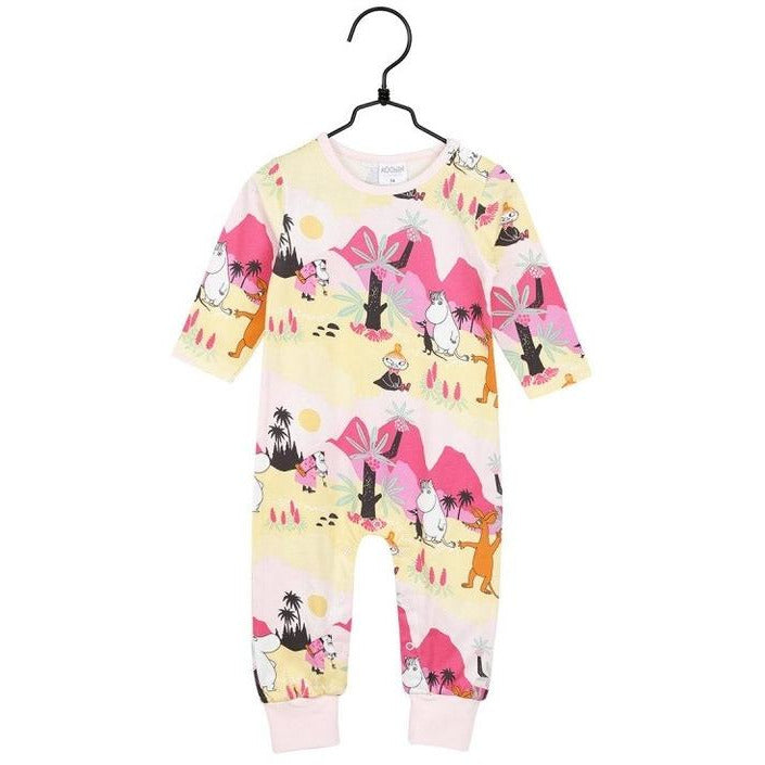 Kids' Pyjamas Tropical Pink 74
