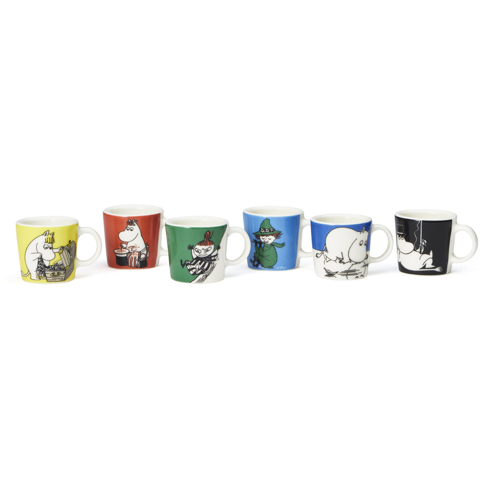 Collector's Moomin mini mug set 2019 - .