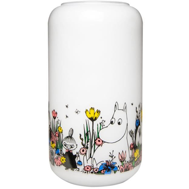 Shared Moment vase, large white - .
