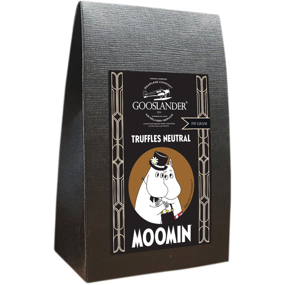 Moomin Truffles Moominmamma And Moominpappa Neutral - .