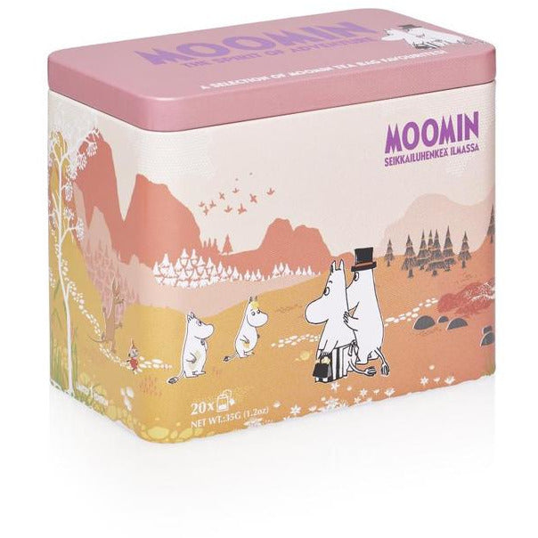 #oursea Bagged Moomin Tea - The Spirit of Adventure - .