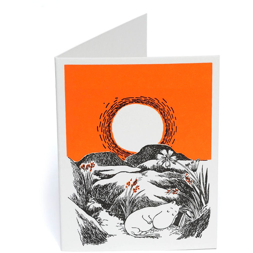 Greeting Card Sleep - .