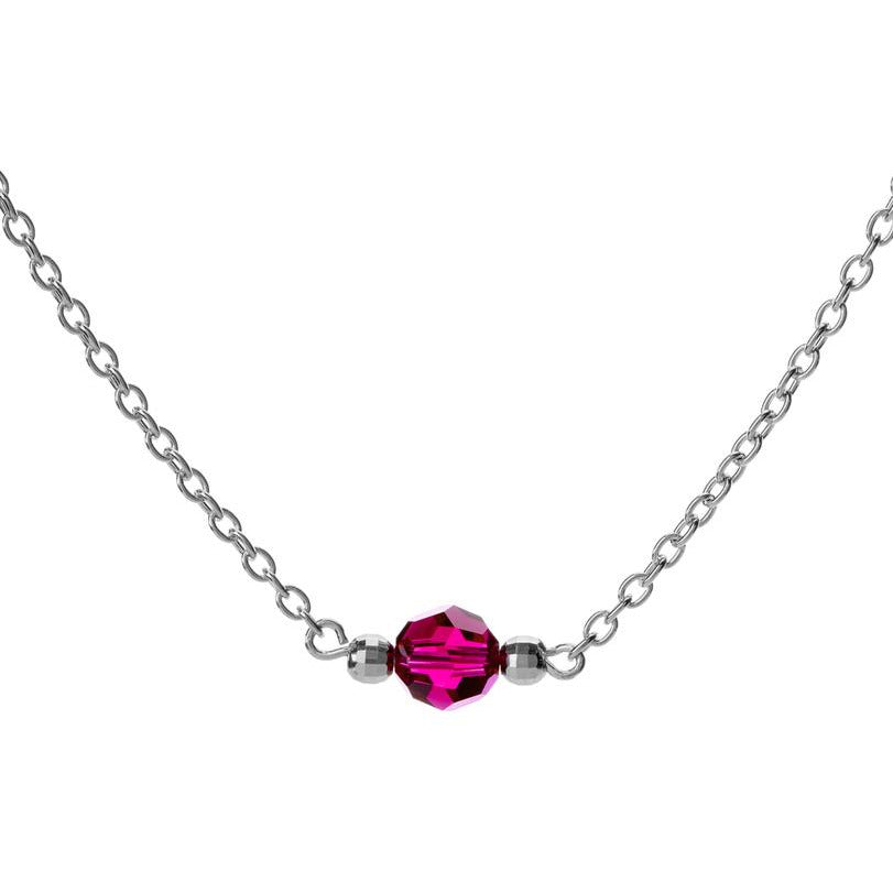 The Kings Ruby Pendant Small - .