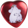 Moomin Heart Tin Love - .