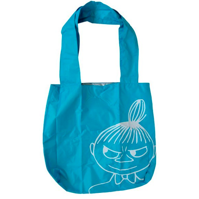 Eco Carry Bag Little My S Turquoise - .