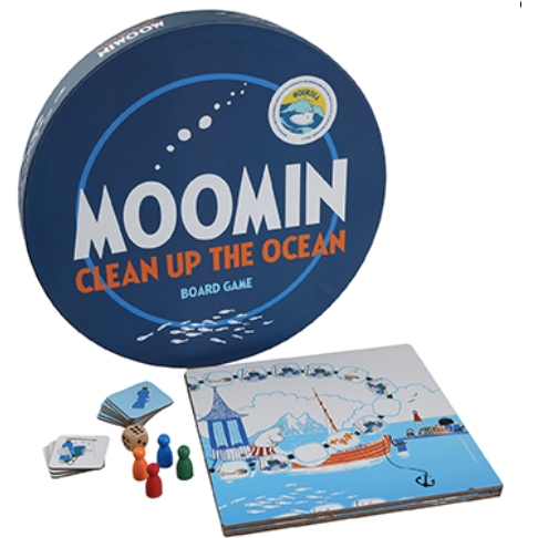 #OURSEA Board Game - Clean Up The Ocean
