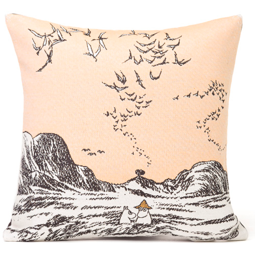 Gobelin Cushion Cover Moomins In Sea Sand
