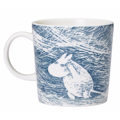 Moomin Mug Snow Blizzard seasonal 2020