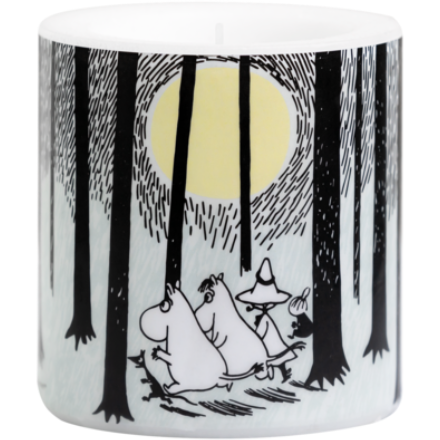 Moomin Candle In The Woods Small