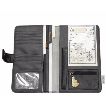 Moomin Travel Wallet Midwinter - .