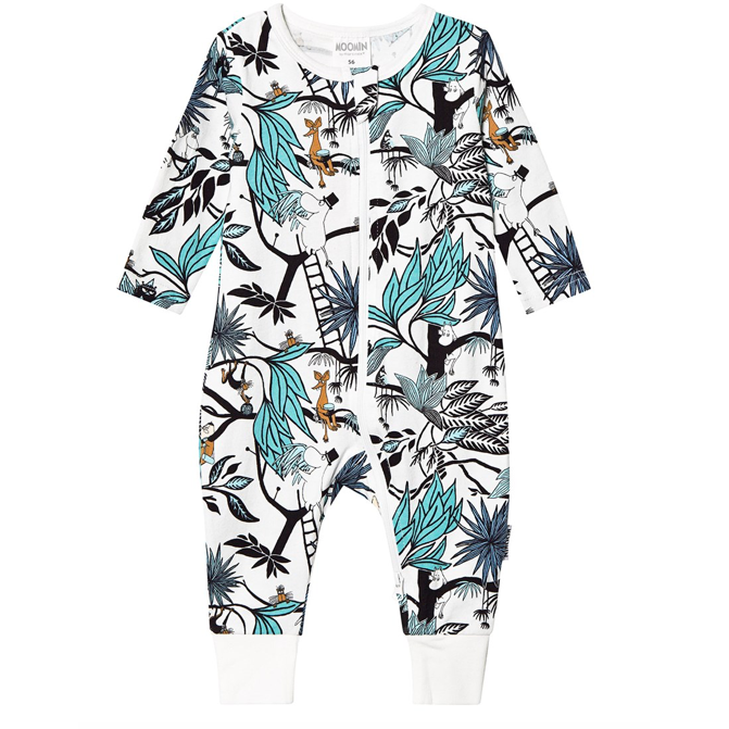 In The Jungle Pyjamas Blue 68 - .