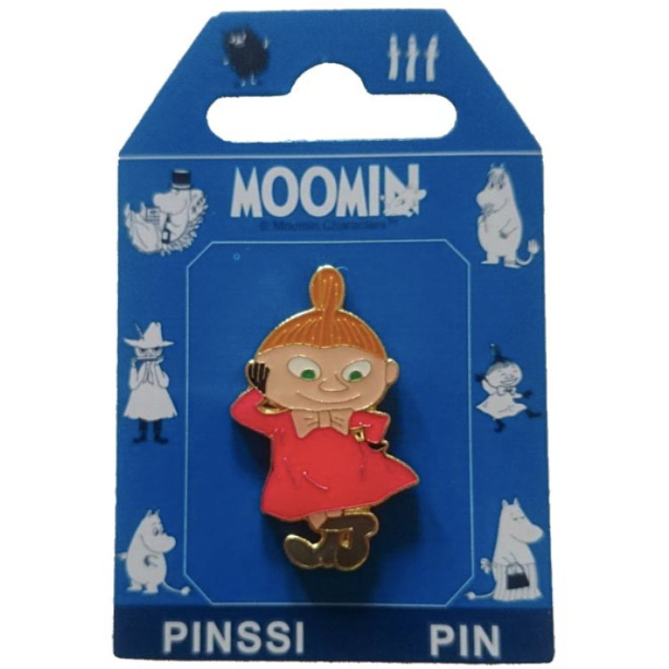 Pin Badge Little My