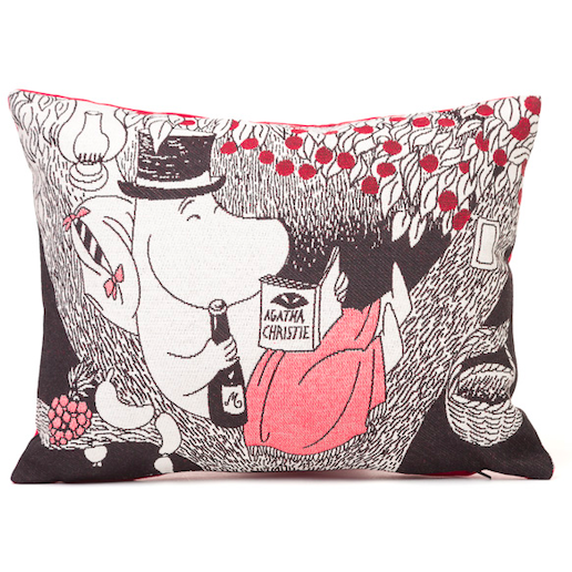 Gobelin Cushion Cover Moominpappa In Tree - .