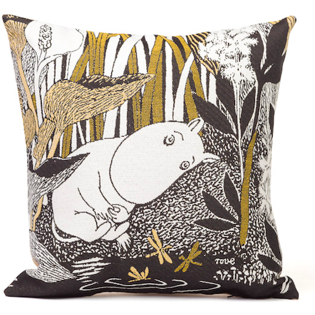Gobelin Cushion Cover Dreaming Moomin - .