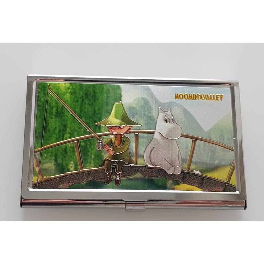 Moominvalley Business Card Holder - .