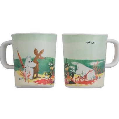 Large Melamine Mug #oursea - .