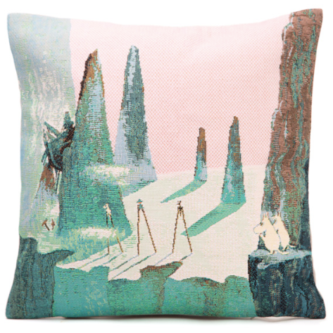 Gobelin Cushion Cover Comet 35 x 35 cm - .